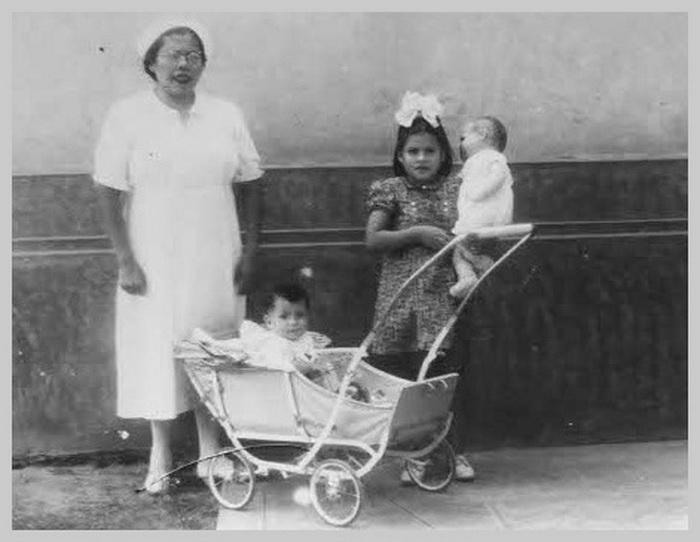 Лина Медина - в 5 лет стать матерью