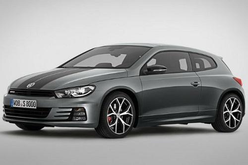 Компания Volkswagen представила GTS-модификацию обновленного хэтчбека Scirocco
