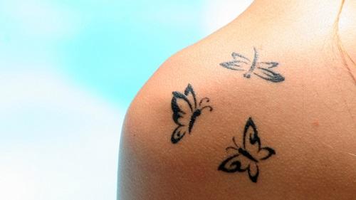 Установлено, что татуировки могут нанести вред здоровью