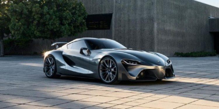 Компания Toyota зарегистрировала новый торговый знак S-FR