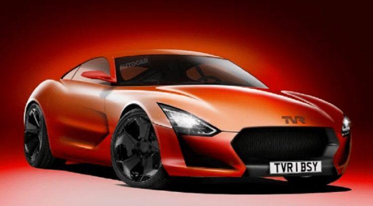 Возрожденная компания TVR раскрыла первые подробности двух новых спорткаров
