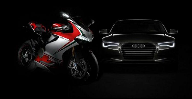 Ducati и Audi совместно разработали новый автомобиль