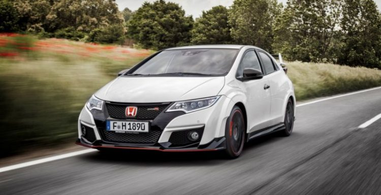Honda Motor Corporation раскрыла новые подробности о новом Civic Type R