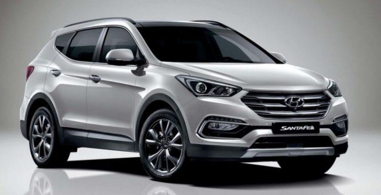 Компания Hyundai официально презентовала кроссовер Santa Fe Prime