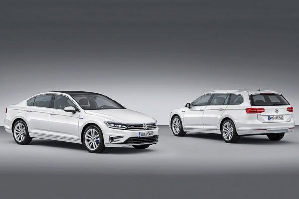 В Германии начались продажи пикапа Volkswagen Passat GTE