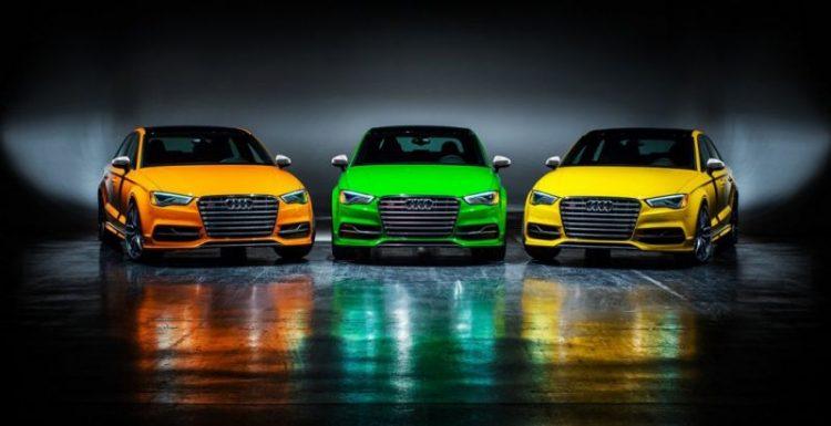 Audi начинает продажи лимитированной серии модели S3 Sedan Exclusive Edition