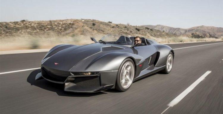 Rezvani Motors презентовала серийную версию своей первой модели Beast