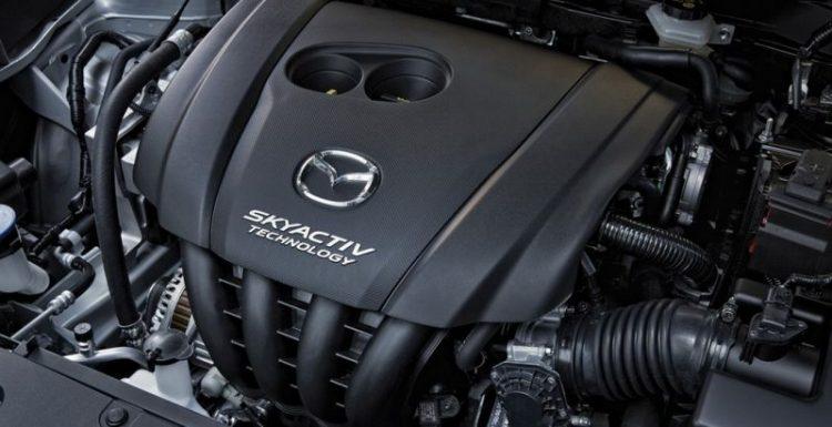 Mazda сделает свои двигатели семейства Skyactiv экономичней на 30 процентов
