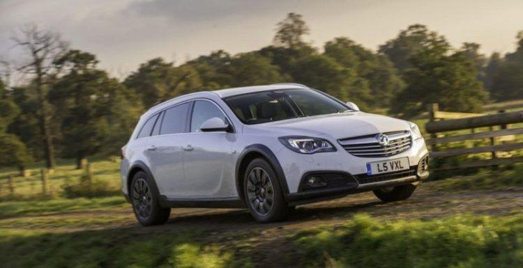 Руководство Opel решило прекратить производство универсала Insignia Country Tourer