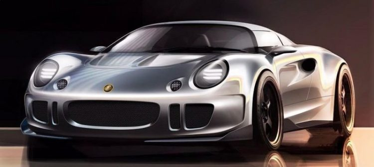 Дизайнер компании Jaguar хочет создать на базе Lotus Elise собственный уникальный суперкар