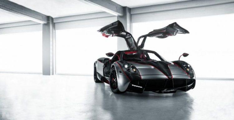 SS Customs презентовали новый внешний вид суперкара Pagani Huayra
