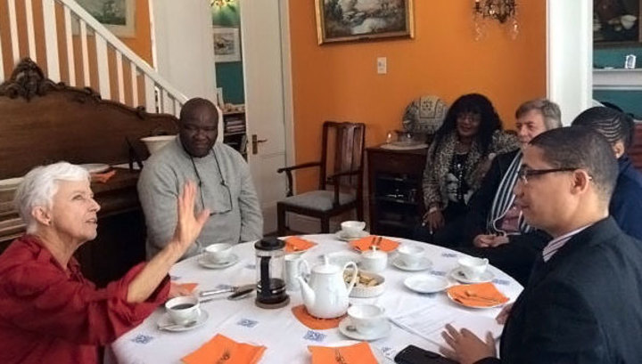 """""""Бабушка-ниндзя"""" из ЮАР, которой 72 года, избила грабителя"""