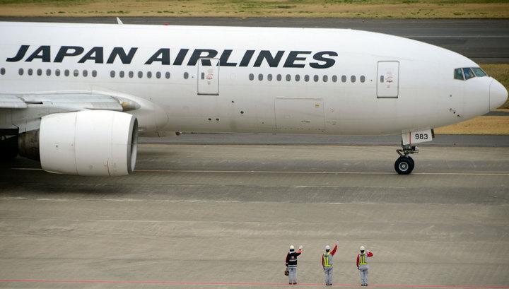 Пилота японской авиакомпании отстранили от работы из-за селфи со стюардессой