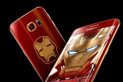 На китайском аукционе продали смартфон Samsung в стиле «Железного человека» за 91 тысячу долларов