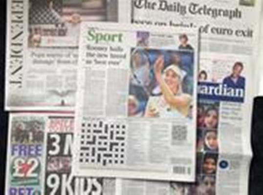 Британский юрист Мэттью Дик спрятал предложение руки и сердца в кроссворд газеты The Times