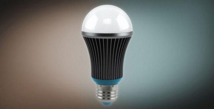 Представлена умная лампа Silk, которая имитирует солнечный свет