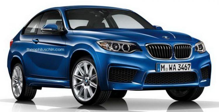 Компания BMW готова приступить к испытаниям прототипов X2