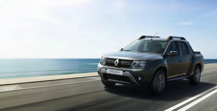 Renault официально представила более практичную версию пикапа Duster Oroch