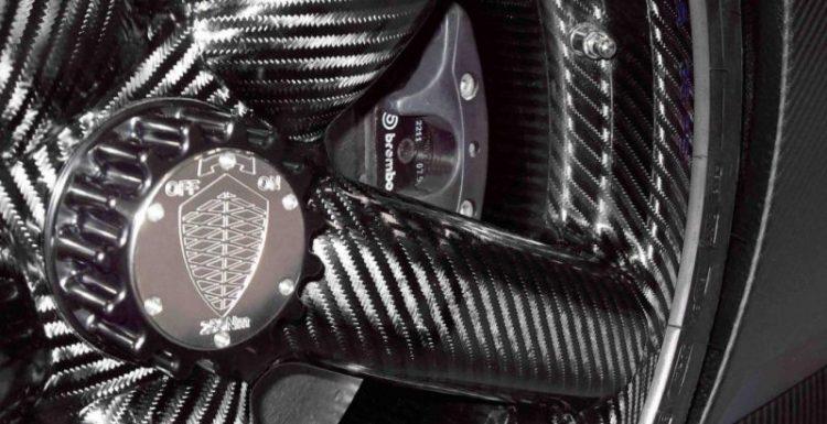 Volkswagen Group начал испытания новых карбоновых колёсных дисков