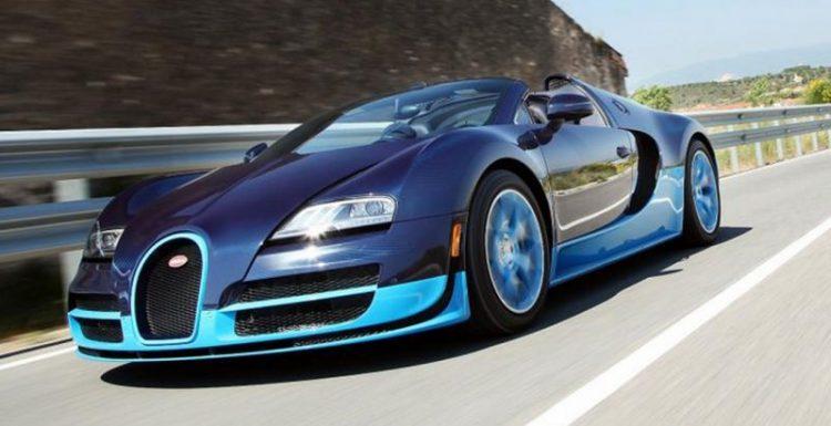 Преемник Bugatti Veyron будет иметь гибридную силовую установку