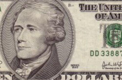 На американской банкноте номиналом $10 будет показана женщина