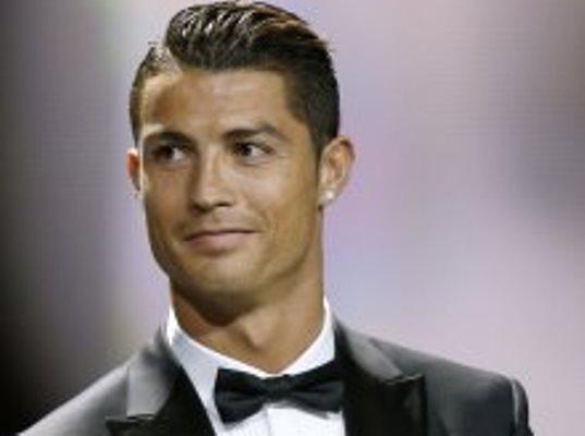 Звезда футбола Криштиану Роналду собирается создать мужской парфюм