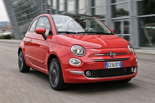 Fiat 500 получил 1800 обновлений в дизайне