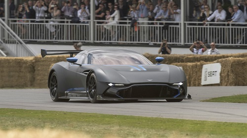 Aston Martin создаст дорожный вариант трекового купе