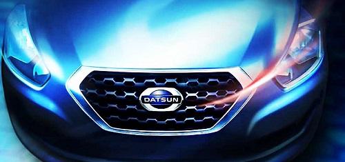 На 2016 год запланирован выпуск новой модели Datsun