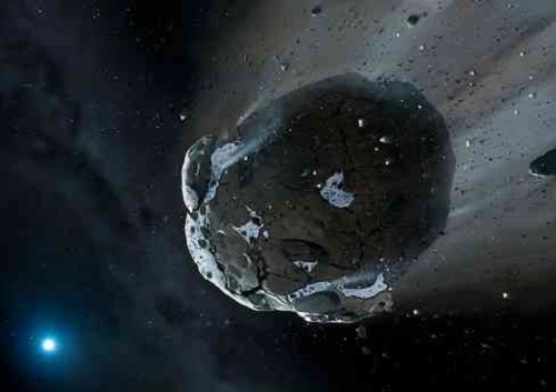 Установлена дата падения метеорита, вызвавшего последнее оледенение