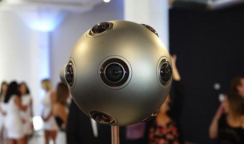 Представлена камера виртуальной реальности OZO от Nokia