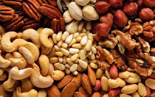 Ученые считают, что орехи могут помочь убрать жир на животе