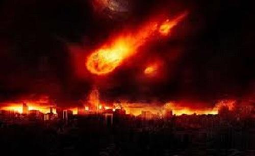 На сентябрь 2015 года назначен новый апокалипсис