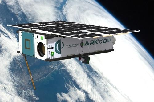 Проведен успешный запуск первого аппарат для добычи полезных ископаемых в космосе