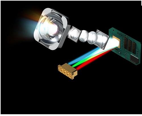 Проведено испытание первого в мире белого лазера