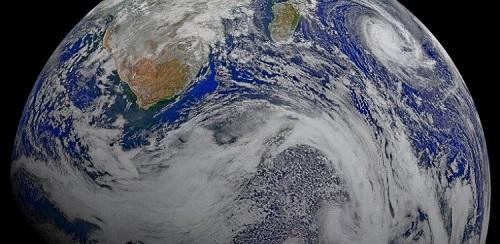 Установлено, что половина облаков Земли порождена дыханием фитопланктона