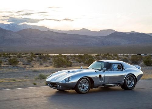 Shelby выпустит эксклюзивный спорткар в честь 50-летия гоночной победы