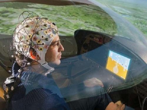 В Китае прошли испытания автомобиля, управляемого силой мысл