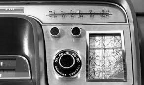 Представлена автомобильная «навигация» 1964 года
