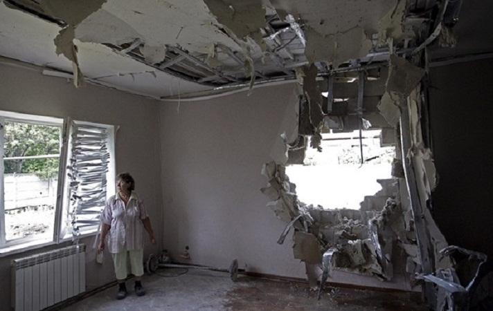 Увеличилось количество жертв после сильного обстрела Сартаны у Мариуполя