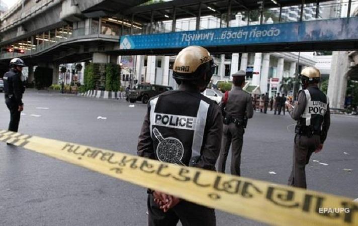 В Бангкоке зафиксирован третий взрыв за два дня