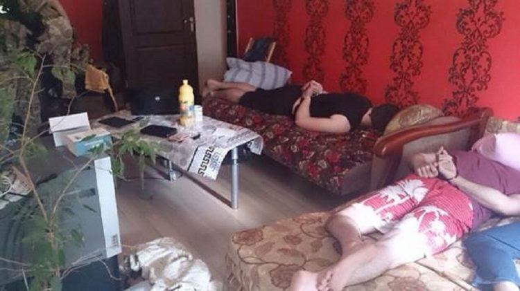 В Киеве СБУ арестовала граждан РФ причастных к террористической группировке
