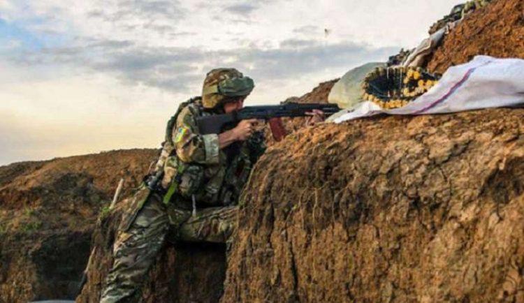 Украинские морпехи ликвидировали около 15 боевиков под Широкино