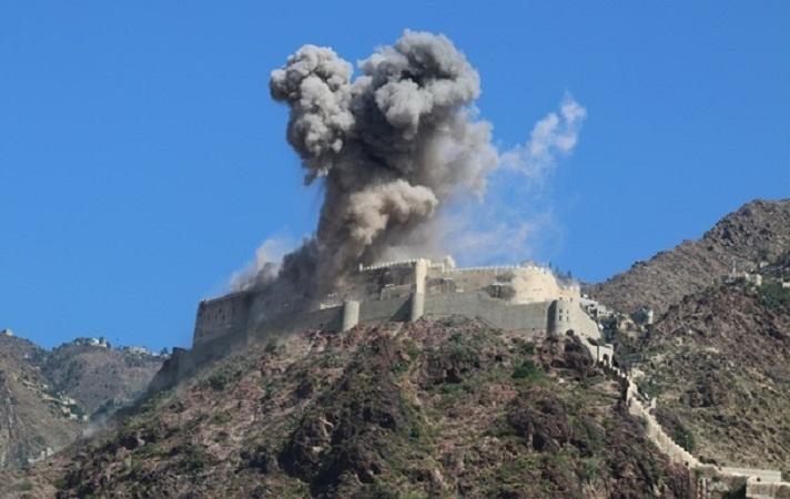 Войска Саудовской Аравии совершили вооруженное вторжение на территории Йемена