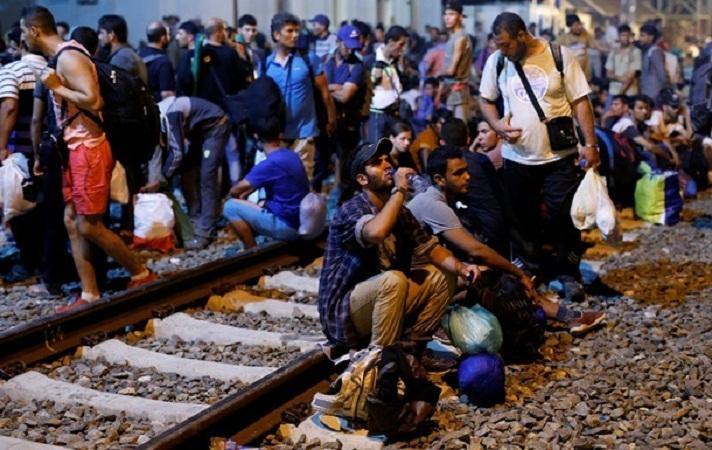 Хорватия больше не может пускать на свою территорию беженцев