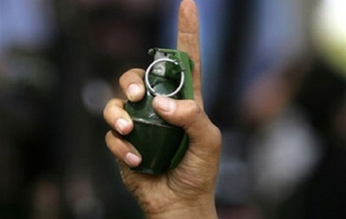 В Волновахском районе мужчина в ходе семейной ссоры подорвал гранатой себя и жену
