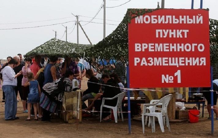 В России подсчитали точное количество украинских беженцев