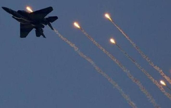 Израильская артиллерия как минимум три раза обстреляла позиции сирийской армии