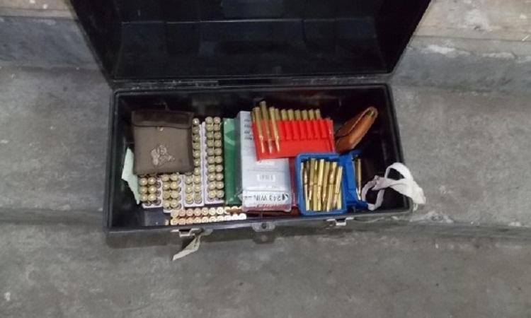 Госпогранслужба задержала гражданина Франции перевозившего арсенал охотничьего оружия