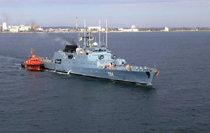 Корабли и авиация украинских ВМС успешно провели под Одессой динамичные учения